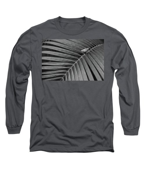Leaf On Leafs Long Sleeve T-Shirt by Jingjits Photography