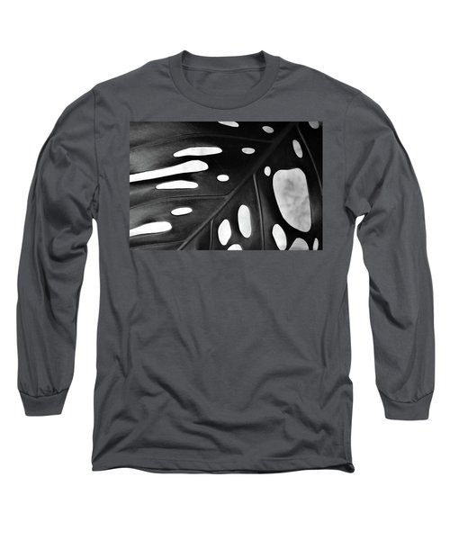 Leaf With Holes Long Sleeve T-Shirt