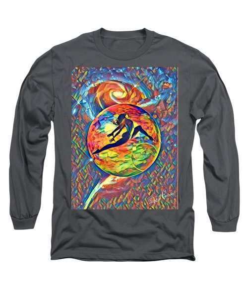 Leaping Home Long Sleeve T-Shirt