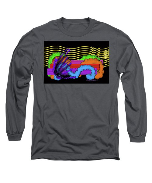 Leaps And Bound In The Sunshine Long Sleeve T-Shirt
