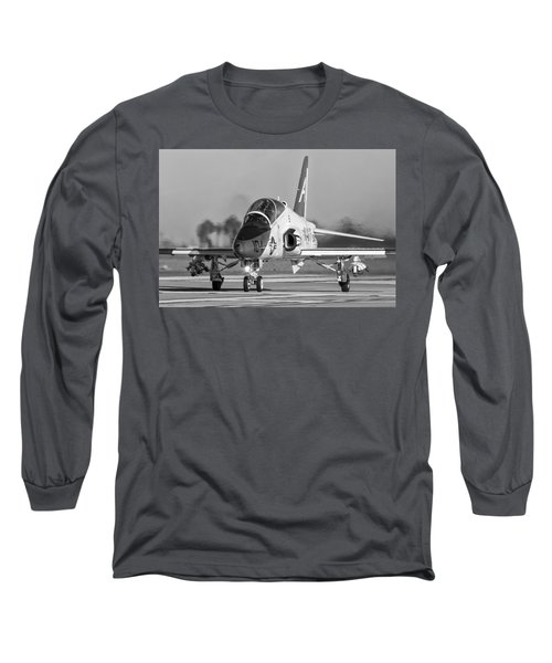 Learning To Move Mud Long Sleeve T-Shirt
