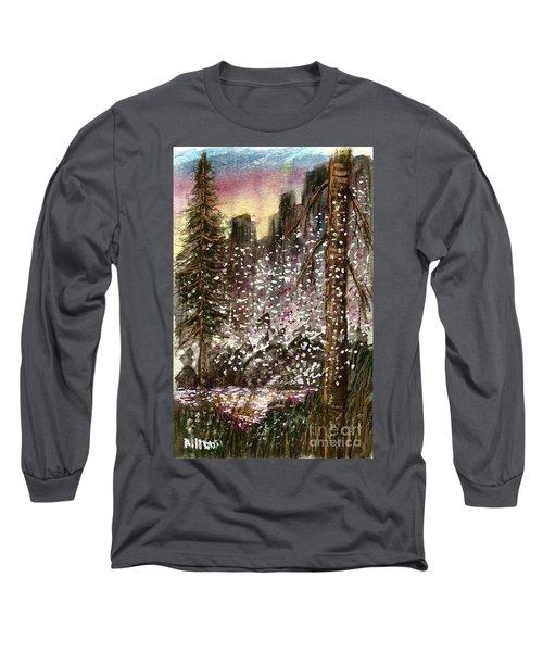 Leaves Of Change  Long Sleeve T-Shirt