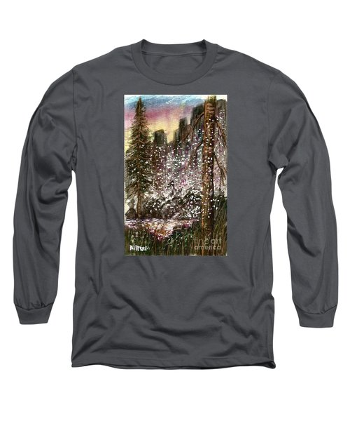 Leaves Of Change  Long Sleeve T-Shirt