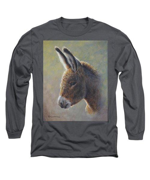 Lefty Long Sleeve T-Shirt by Kim Lockman