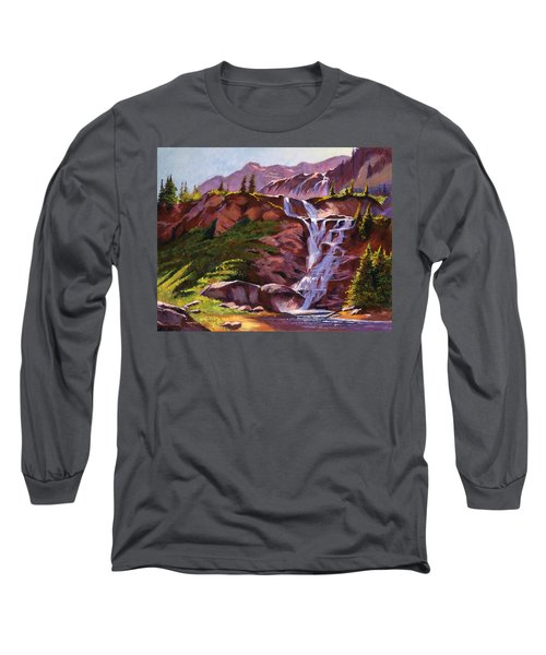 Legend Falls Long Sleeve T-Shirt
