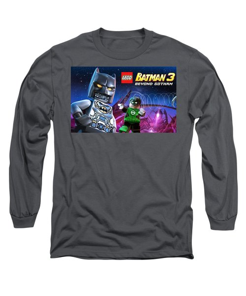 Lego Batman 3 Beyond Gotham Long Sleeve T-Shirt