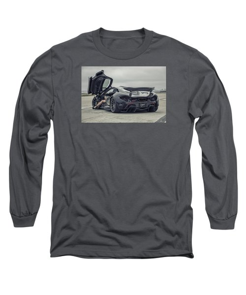 #mclaren #mso #p1 #wheels And #heels Long Sleeve T-Shirt