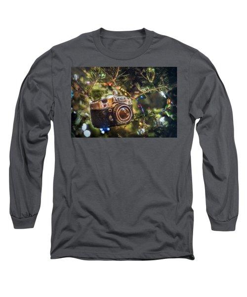 Leica Christmas Long Sleeve T-Shirt