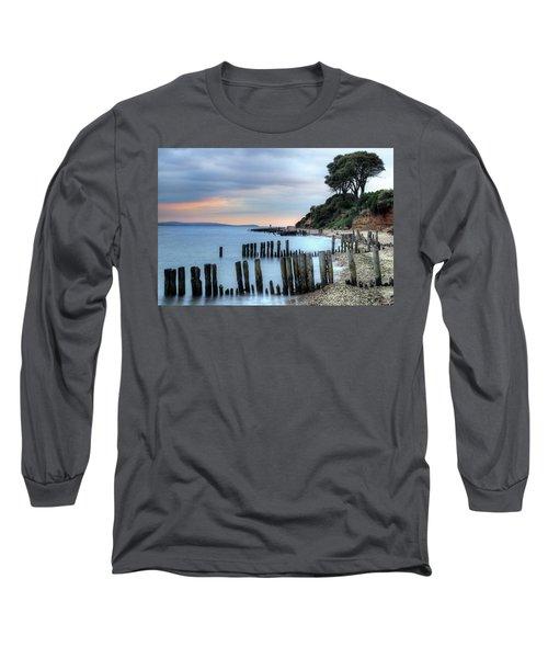 Lepe - Hampshire Long Sleeve T-Shirt