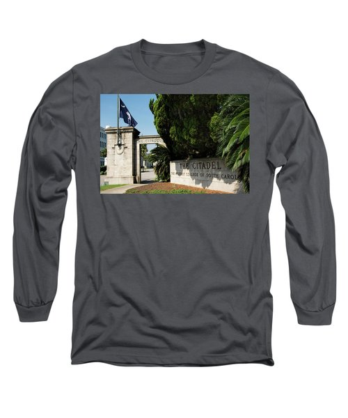 Lesesne Gate Long Sleeve T-Shirt