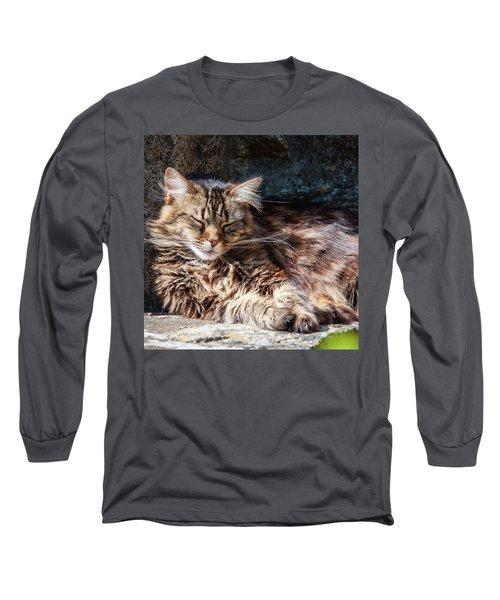 Let Me Sleep... Long Sleeve T-Shirt