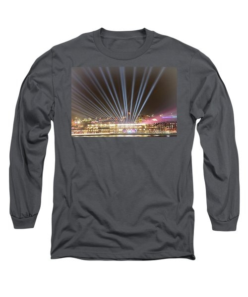 Long Sleeve T-Shirt featuring the photograph Let There Be Light By Kaye Menner by Kaye Menner
