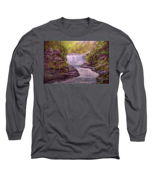 Letchworth State Park Long Sleeve T-Shirt
