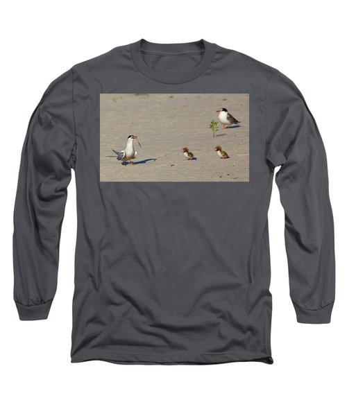 Lets Eat  Long Sleeve T-Shirt