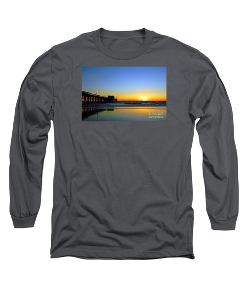 Long Sleeve T-Shirt featuring the photograph Lets Enjoy by Everette McMahan jr