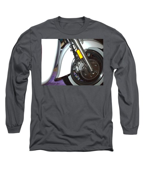 Long Sleeve T-Shirt featuring the photograph Lets Roll by Shana Rowe Jackson