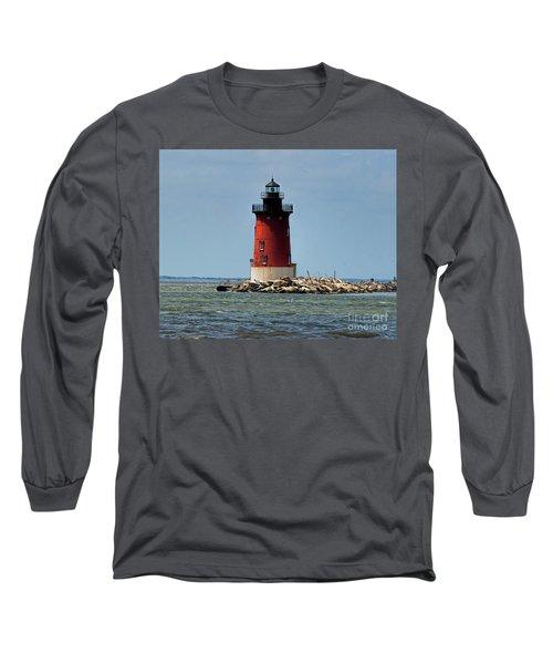 Lewes Lighthouse Long Sleeve T-Shirt