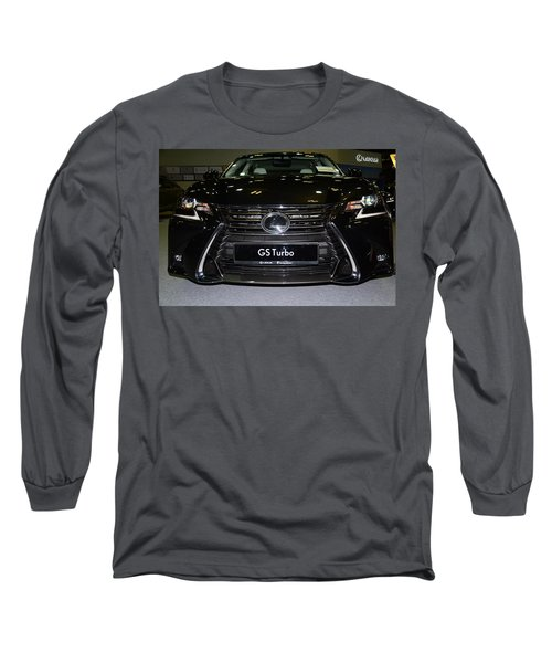 Lexus Gs Turbo Long Sleeve T-Shirt