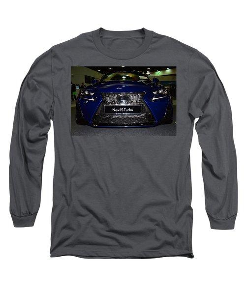 Lexus Is Turbo Long Sleeve T-Shirt