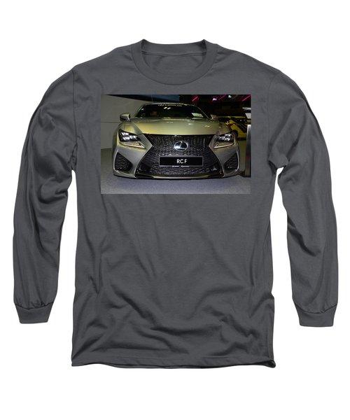 Lexus Rcf Long Sleeve T-Shirt