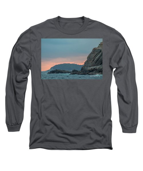 L'heure Bleue, Long Sleeve T-Shirt