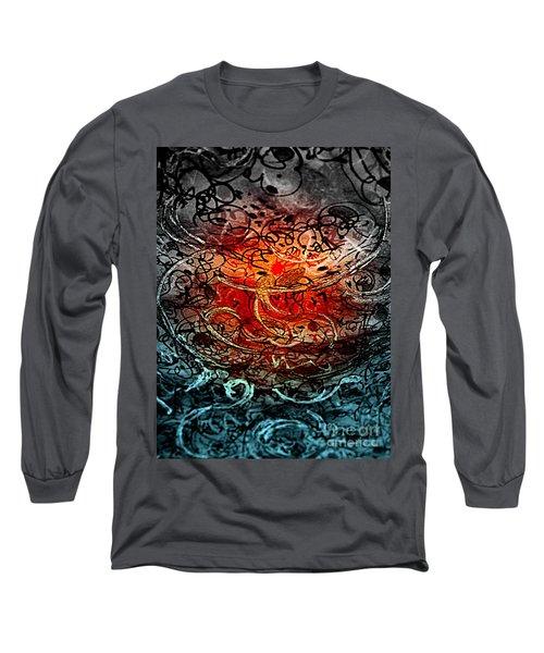 Life Begins Long Sleeve T-Shirt