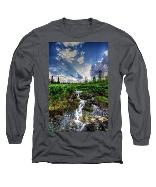 Life Giving Stream Long Sleeve T-Shirt