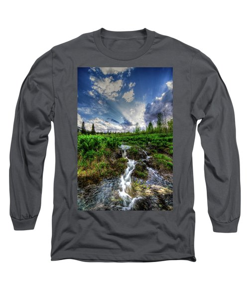 Life Giving Stream Long Sleeve T-Shirt