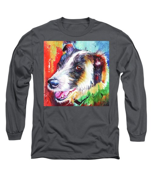 Life In The Old Dog Yet Long Sleeve T-Shirt