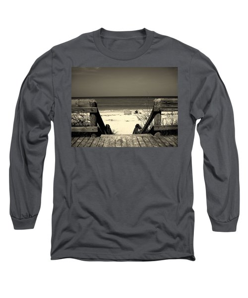 Life Is A Beach Long Sleeve T-Shirt