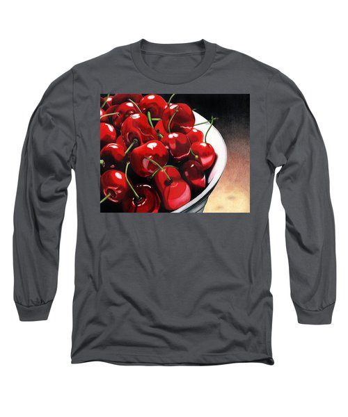 Life Is.... Long Sleeve T-Shirt by Angela Armano