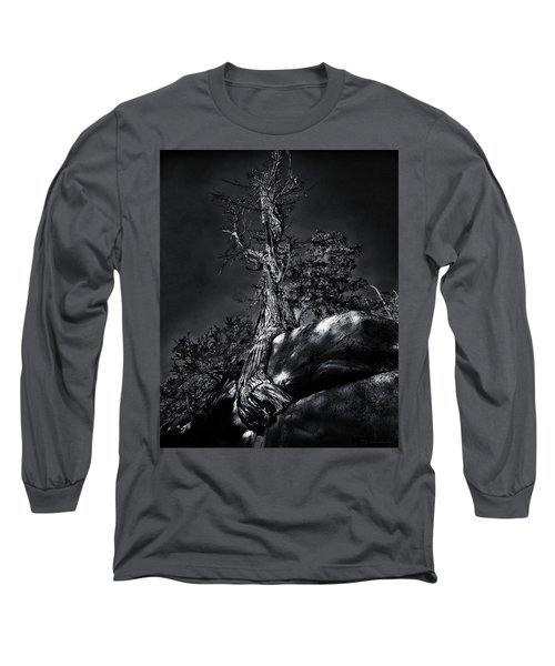 Life Is Tribulation Long Sleeve T-Shirt