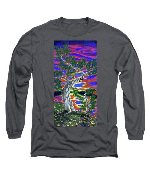 Life Of Trees Long Sleeve T-Shirt