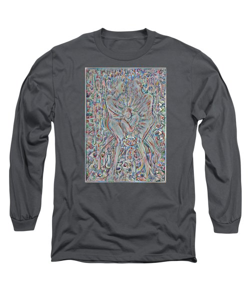 Life Series 4 Long Sleeve T-Shirt by Giovanni Caputo