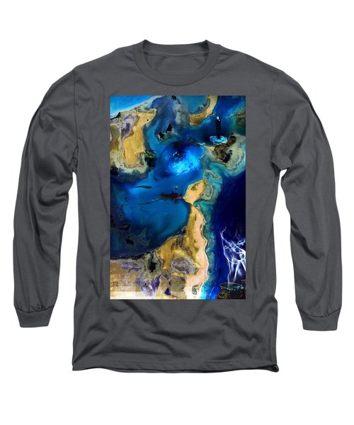 Life Stream Long Sleeve T-Shirt