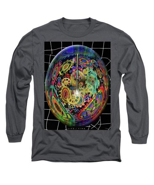 Life / Time Long Sleeve T-Shirt