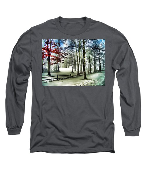 Lifting Fog Long Sleeve T-Shirt