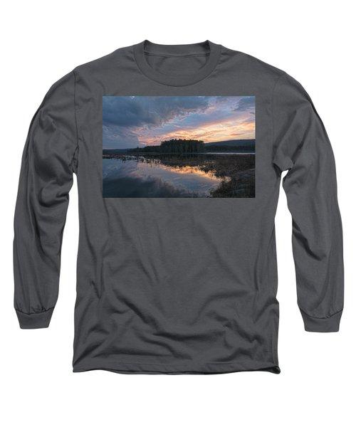 Light And Dark Long Sleeve T-Shirt