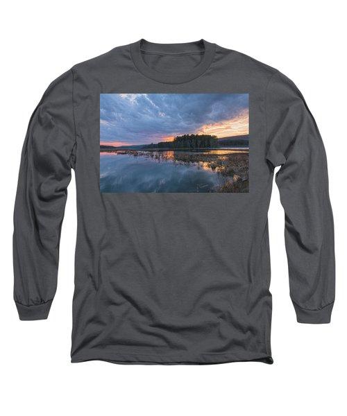 Light Cycles Long Sleeve T-Shirt