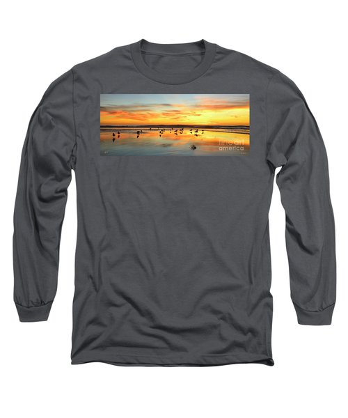 Light Dance  Long Sleeve T-Shirt