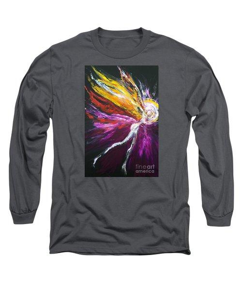 Light Fairy Long Sleeve T-Shirt by Marat Essex