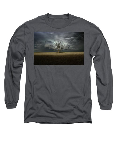 Light From The Heavens Long Sleeve T-Shirt