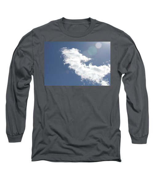 Light In Cloud Flare Long Sleeve T-Shirt