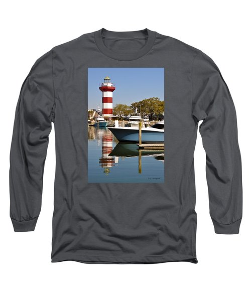 Light In The Harbor Long Sleeve T-Shirt
