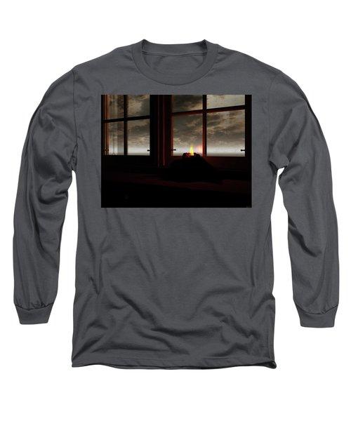Light In The Window Long Sleeve T-Shirt
