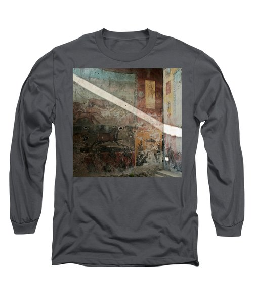 Light On The Past Long Sleeve T-Shirt