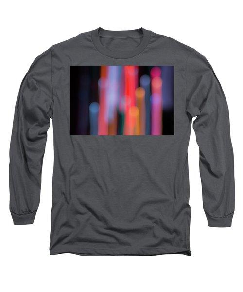 Light Painting No. 3 Long Sleeve T-Shirt