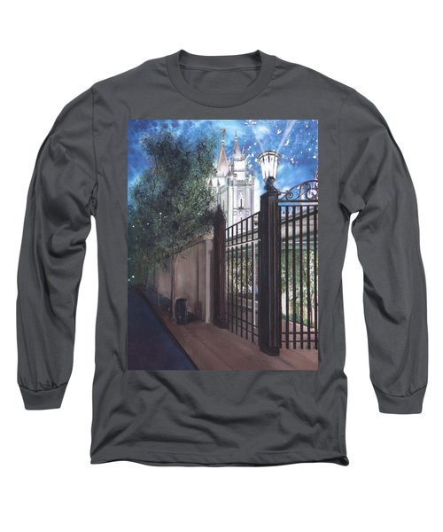 Light The World Long Sleeve T-Shirt