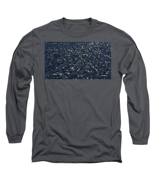 Light Waves #3 Long Sleeve T-Shirt by Tim Good
