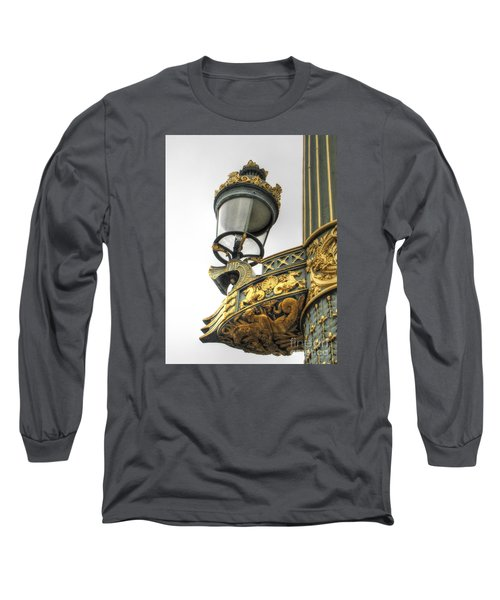 Lighter City Long Sleeve T-Shirt